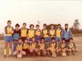 Equip futbol 1983-84, Entrenador Xavier Baladas