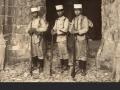 soldat a la porta de sant antoni abat setmana tragica 1909