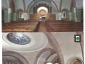 Esglesia Escolapis de Sant Antoni sisena etapa editorial escudo de oro