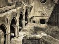 Esglesia St.Antoni despres de la guerra (dibuix)
