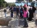 2005 visita de les restes batxillerat
