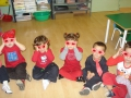 festa vermell 2009  infantil i primaria