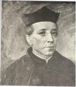 P. Bernat Collaso. Antic alumne i professor de St. Antoni. Fundador del col·legi de Guanabacoa (Cuba)